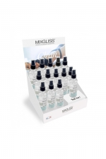 Offre stock + Display MixGliss Cleaner : Offre stock de 24 Toy Cleaner + 1 testeur et 1 display offert.